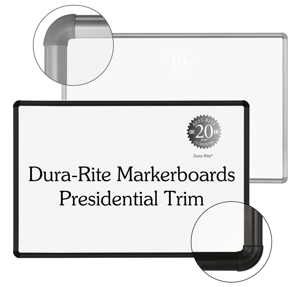 Dura-Rite Presidential Markerboards