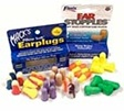 Ear Plug Assortment Packs