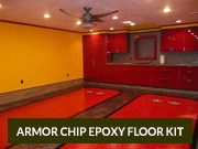 Armor Chip Epoxy Floor Kit