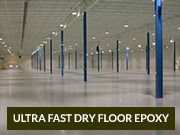 Ultra Fast Dry Floor Epoxy